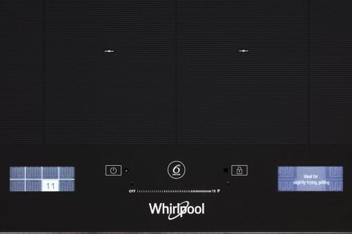 SMP658CNEIXL - Whirlpool 65cm Induction Cooktop Touch Controls