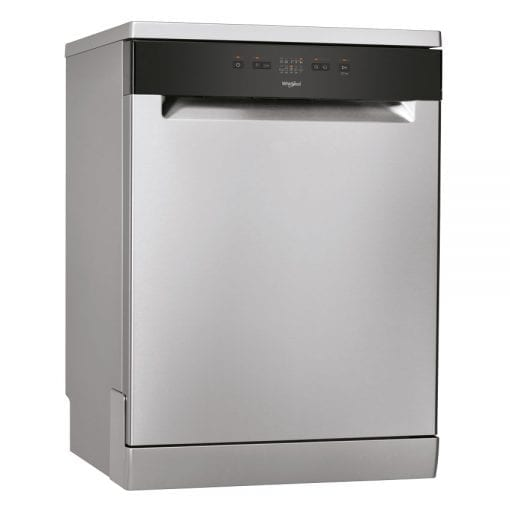 WFE2B19XAUS - Whirlpool Freestanding Stainless Steel Dishwasher